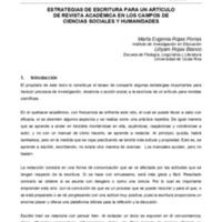 Estrategis de escritura para un artículo de revista acaémica en los campos de ciencias sociales y humanidades .pdf